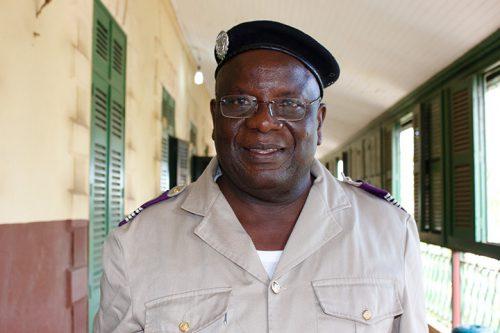 Colonel Jean Louis Camara