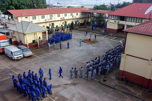 direction générale des douanes guinéennes