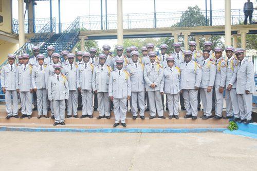 douaniers guinéens